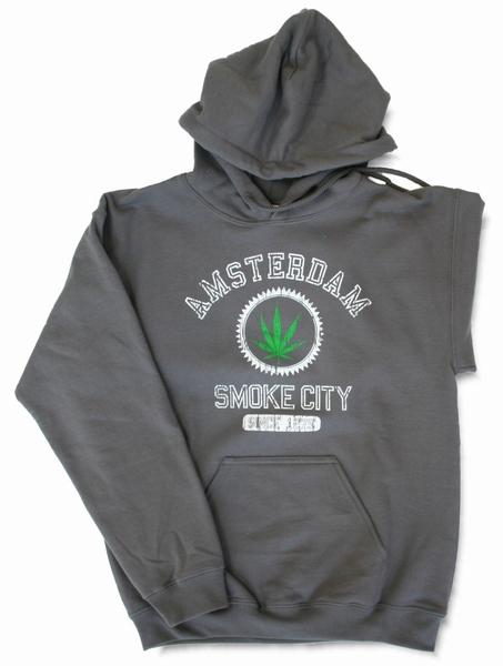 Hooded Sweater SmokeCity