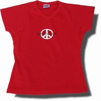 Dames Shirt Peace