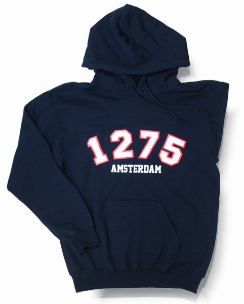 Hooded Sweater amsterdam 1275