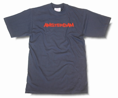Regular T-Shirt Amsterdam