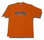 Regular T-Shirt Holland Ahtletic