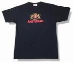 Fashion T-Shirt Amsterdam Wapen