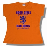 Dames Shirt Good Gilrs Holland