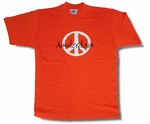 Regular Shirt Peace